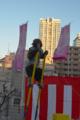 [東京][街角][秋葉原]神田明神の猿回し2012-01-02 16:02:40