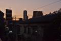 [空]夜明け 2012-01-04 06:33:58