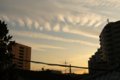 [空][雲][夕焼け]2012-01-10 16:04:17