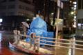 [東京][街角]神田小川町雪だるまフェア 2012-01-21 18:08:11