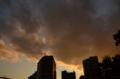 [空][雲][夕焼け]2012-01-25 16:41:28