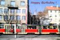 [anniversary]at Bratislava 2003-02-12 dear id:Intermezzo for birthday