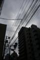 [空][雲][電線]2012-02-08 11:07:57