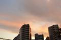 [空][雲][夕焼け]2012-02-09 17:03:27