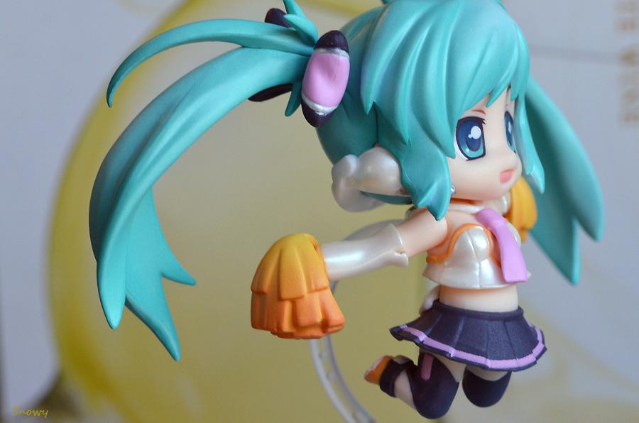Miku Hatsune Cheerful Ver.