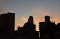 [空][雲][夕焼け]2012-03-25 17:45:50
