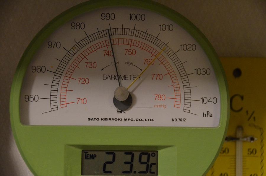 2012-04-03 気圧変化