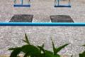 [東京][街角][桜]根津二丁目児童遊園 2012-04-13