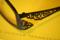 ブラックギャラリースペクタクルスのメガネ