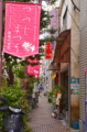 [東京][神社][路地]根津 2012-04-16