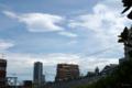 [空][雲]根津 2012-07-15 13:27:33