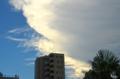 [空][雲]夏の雲 2012-07-17 15:20:46