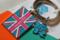 ロンドンオリンピックのキーホルダー