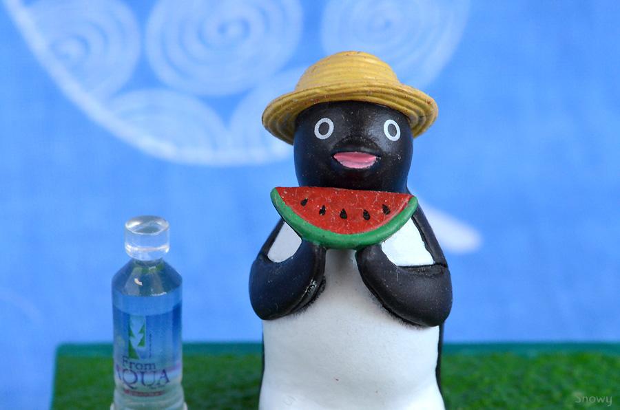 From Aqua エンジョイ!夏ペンギン 2009