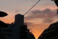 [空][雲][夕焼け]2012-08-06 18:45:27