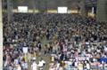 [東京]お盆で大混雑の東京ビッグサイト 2012-08-11 14:29:28