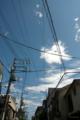 [空][雲][電線]2012-08-13 13:31:55