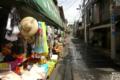 [東京][街角]お盆で人がいない あんぱちや前 2012-08-16