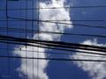 [空][雲][電線]2012-08-22