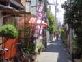 [東京][街角]根津 2012-09-12
