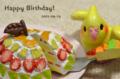 [anniversary]Happy birthday to id:yukinho