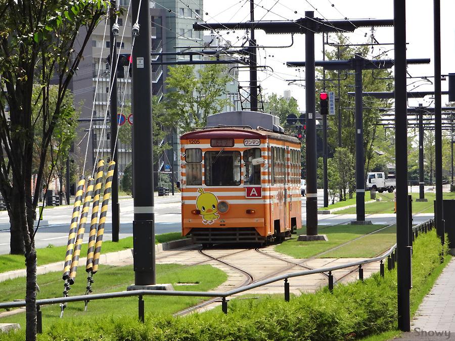 熊本駅前付近 2012-09-04 13:31:33