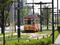 [電車][路面電車][熊本市電]熊本駅前付近 2012-09-04 13:31:33