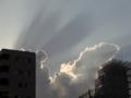 [空][雲]根津 2012-10-06 15:46:47