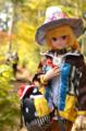[doll][JeNnY]高尾山稲荷山コースにてジュディ 2012-11-09