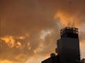 [空][雲][夕焼け]2012-11-14 16:24:11