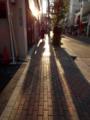 [東京][街角]根津 2012-12-01 15:28:53