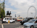 [ロンドン]ウエストミンスター・ピア入り口 2008-05-22 14:48:21