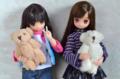 [ピコえっくす☆きゅー][doll]ピコころん&ピコあいか
