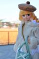 [doll][JeNnY]ジュディ@不忍池 2013-01-31