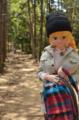 [doll][JeNnY]ジュディ@高尾山 2013-04-18