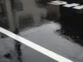 [街角]雨のアスファルト 2013-04-24