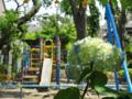 [街角]根津二丁目児童遊園 2013-05-22