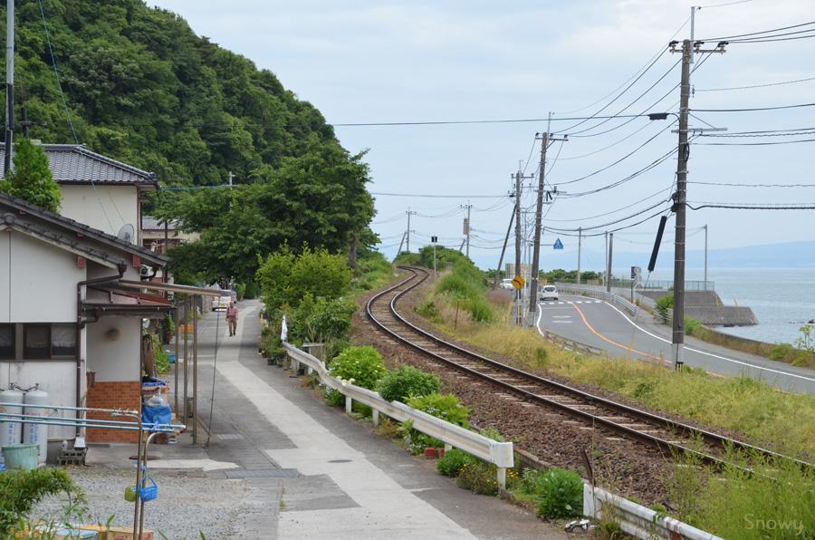 三角線線路 2013-05-27