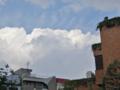 [空][雲]お茶の水にて 2013-06-23 14:02:03