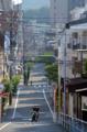 [街角]谷中から根津神社方面 2013-07-11