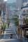 谷中から根津神社方面 2013-07-11