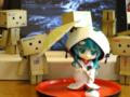 [ねんどろいど][REVOLTECH]雪ミク&ダンボーミニ