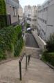 [街角][階段]本郷台地の階段(藪下通りから) 2013-07-28