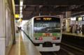[東京][電車]リラックマ山手線@浜松町駅 2013-08-03