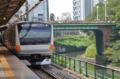 [東京][電車]御茶ノ水駅 2013-08-03