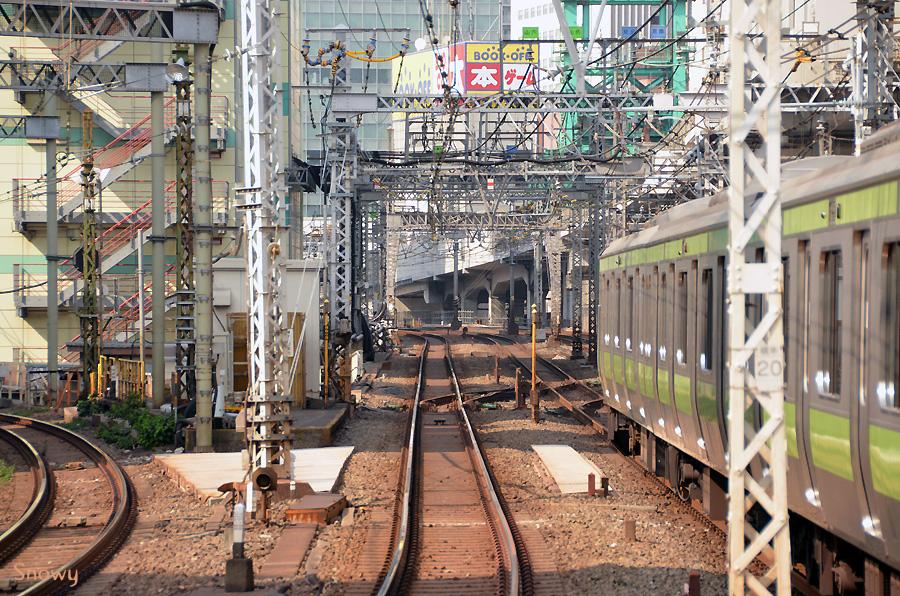 神田駅 2013-08-03