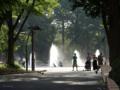 [東京][公園]上野恩賜公園 2013-08-17 16:29:46