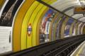 [ロンドン][駅]Bond Street 2011-12-04