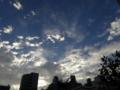 [空][雲]2013-10-09 16:22
