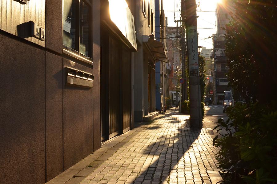藍染大通り 2012-11-07